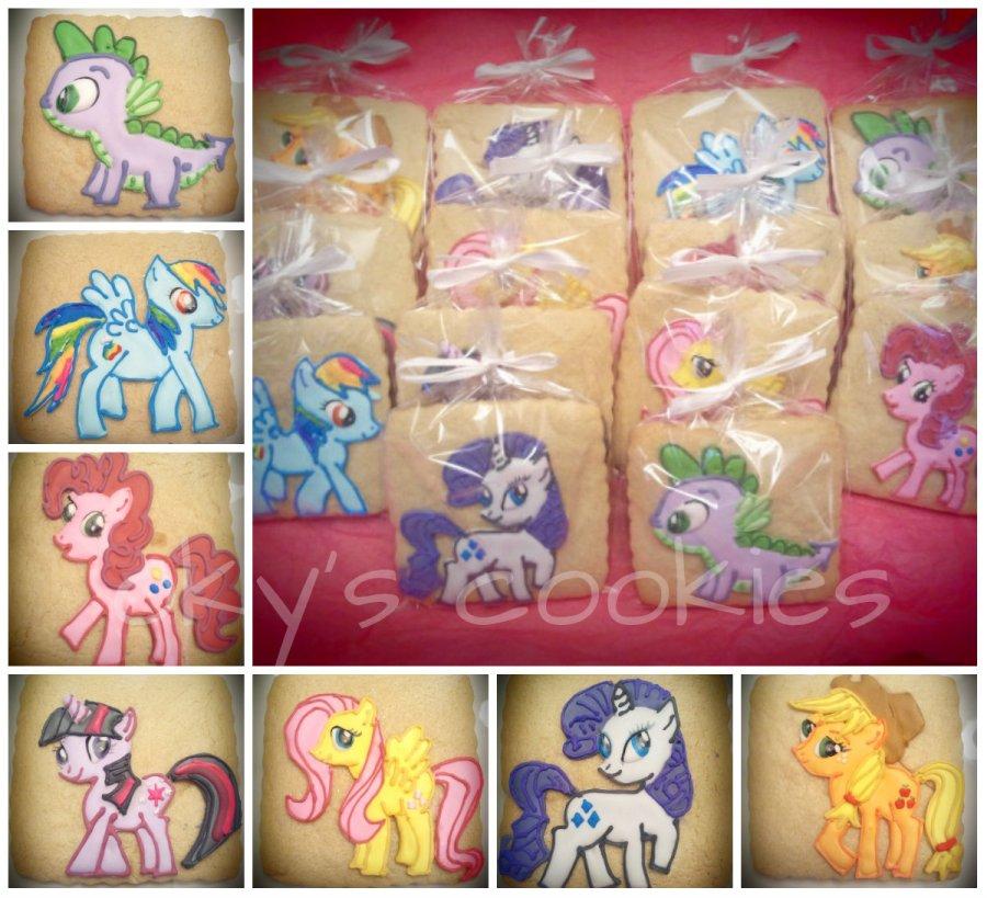 character cookies 55