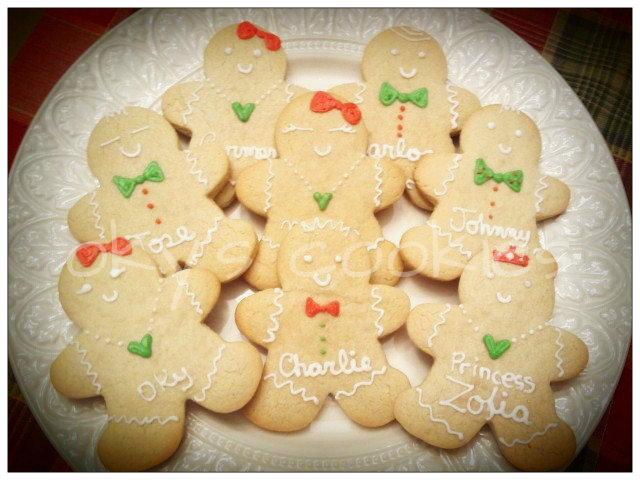 christmas cookies 33