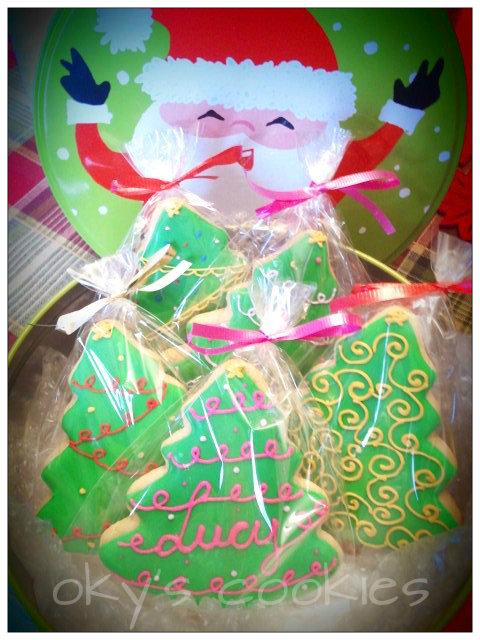 christmas cookies 36