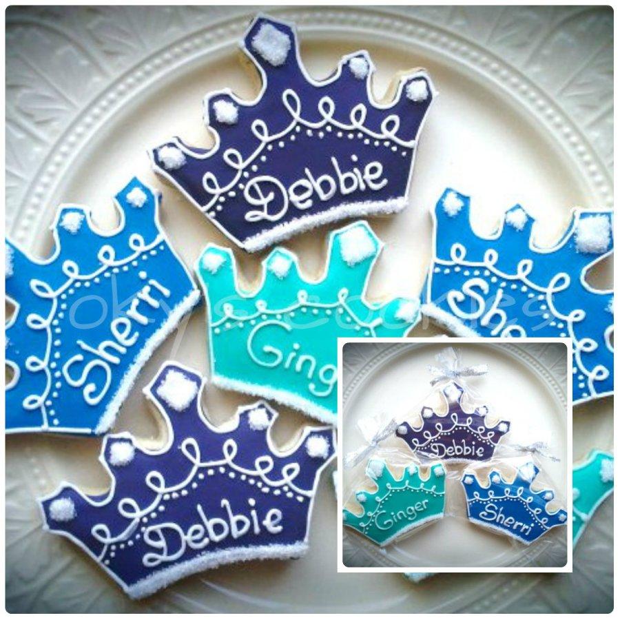 crown cookies 67