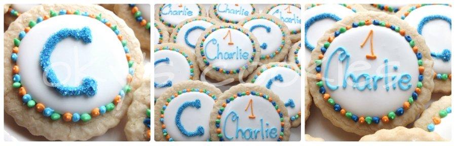 birthday cookies 45
