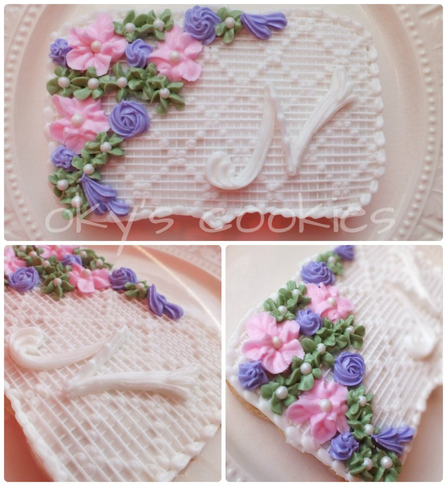 lace cookies 10
