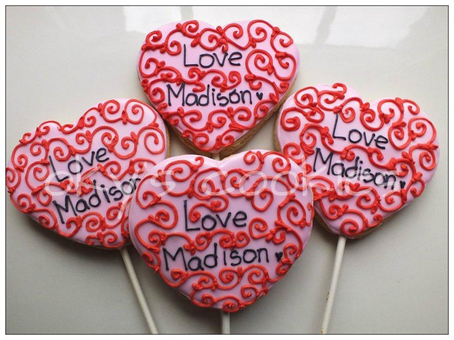 valentine's day cookies 23
