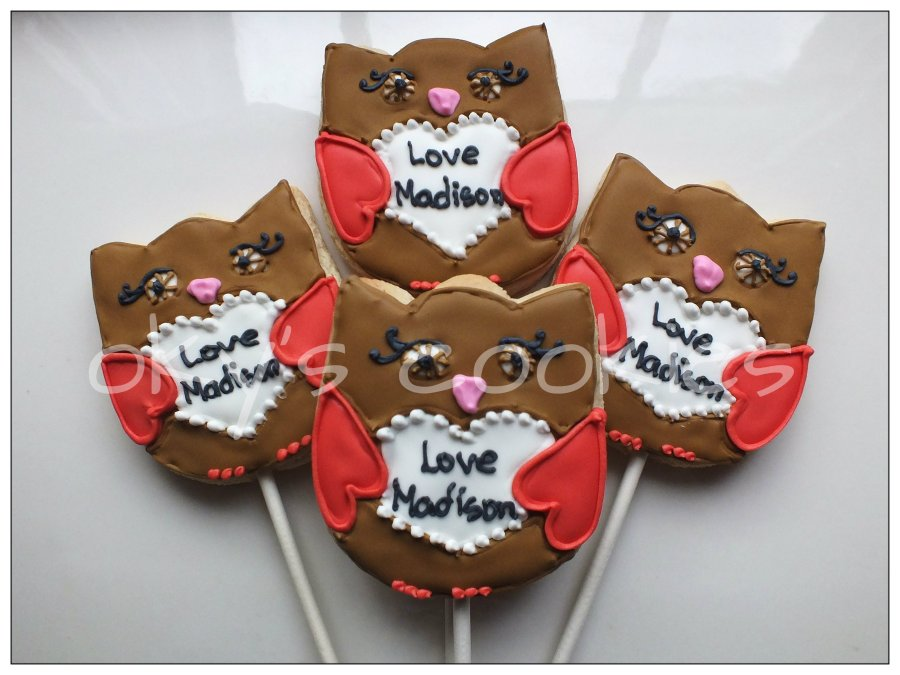 valentine's day cookies 24