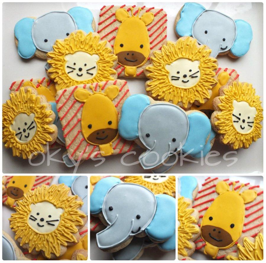 animal cookies 883