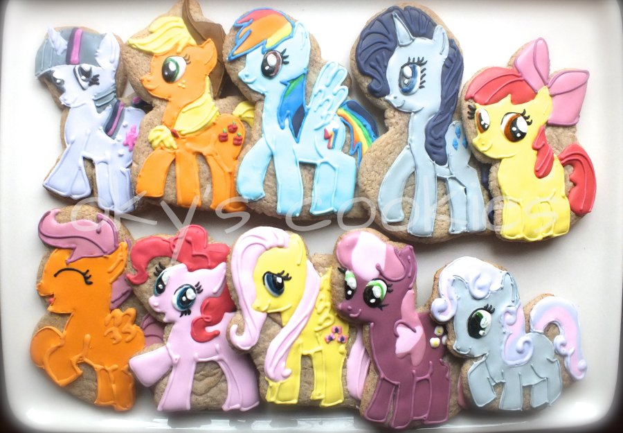 character cookies 45