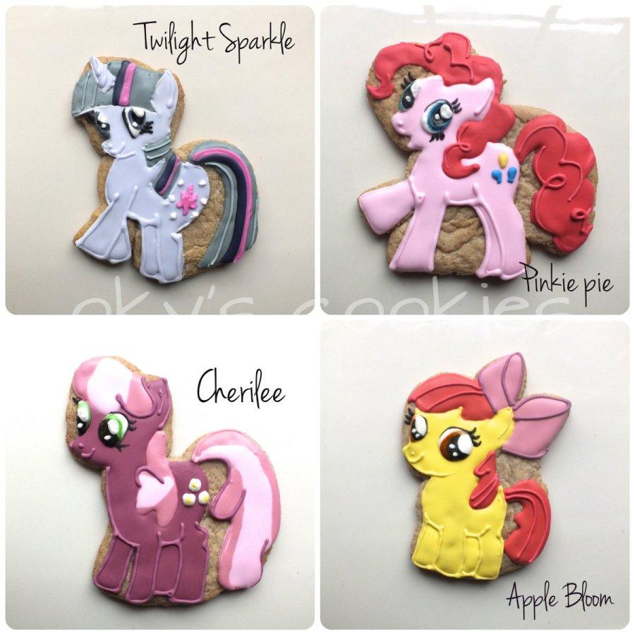 character cookies 46