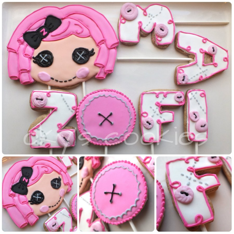character cookies 73