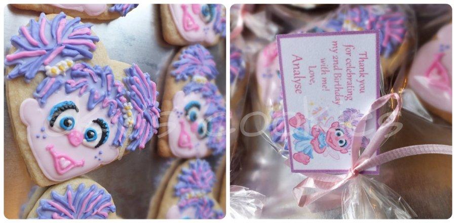 character cookies 83