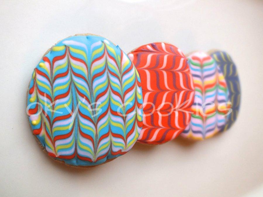 Easter cookies 17