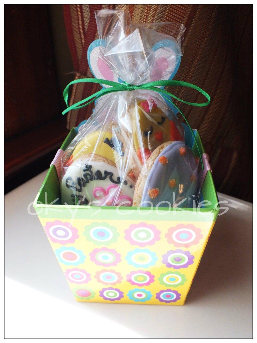 Easter cookies 3
