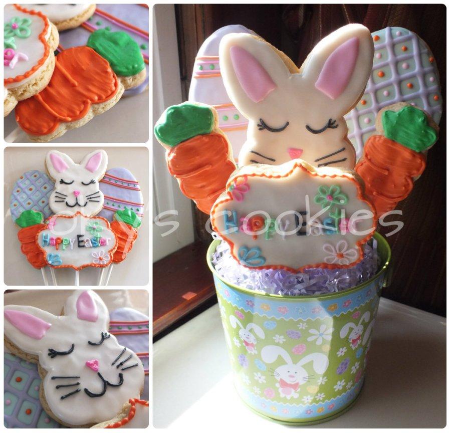 Easter cookies 4