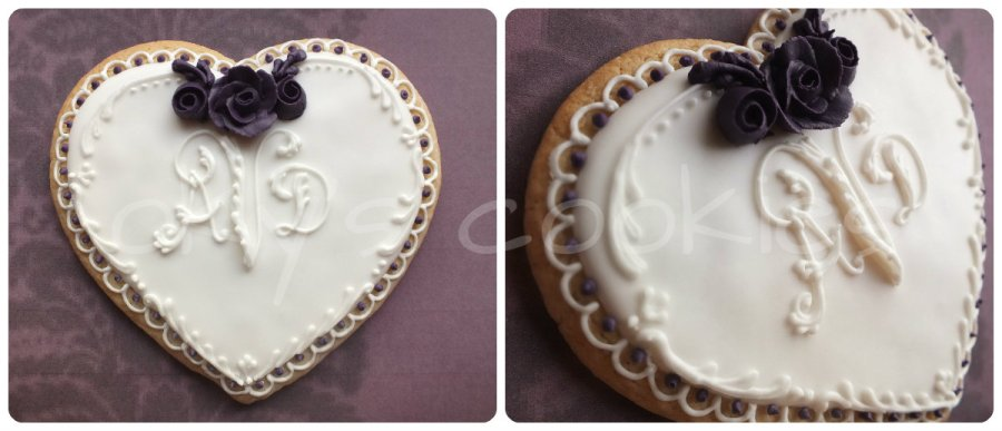 wedding cookies 9993