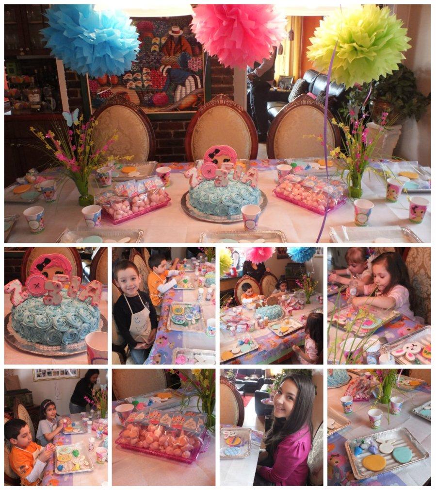 zofia's bday party