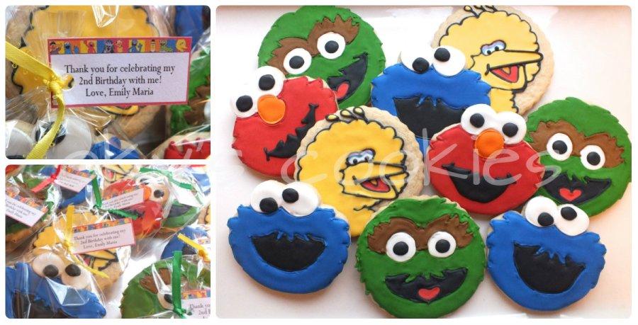 character cookies 49