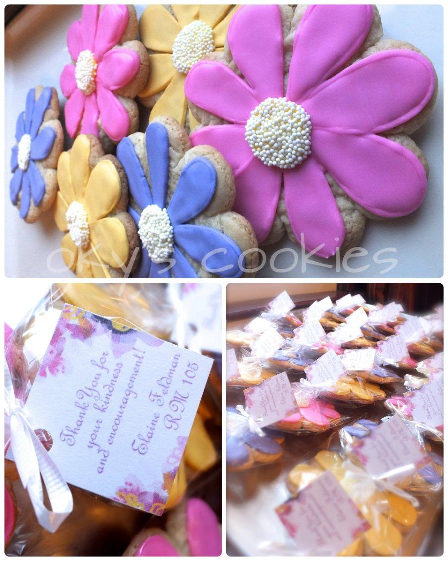 flower cookies 66