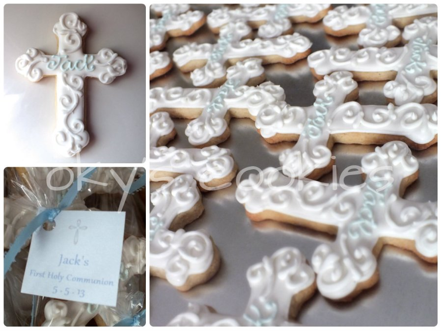 christening and communion cookies 85