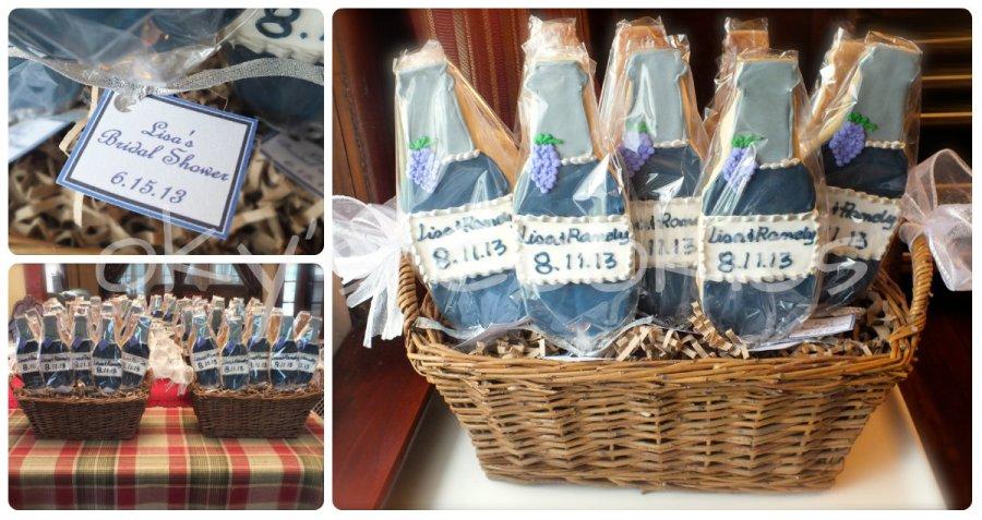 bridal shower cookies 99