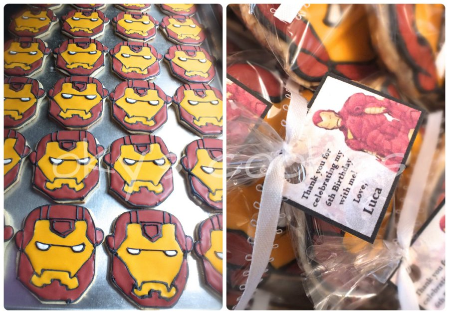 character cookies 84