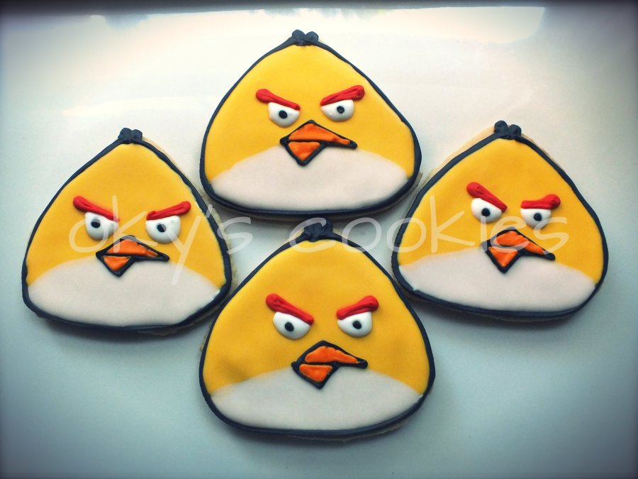 character cookies 883