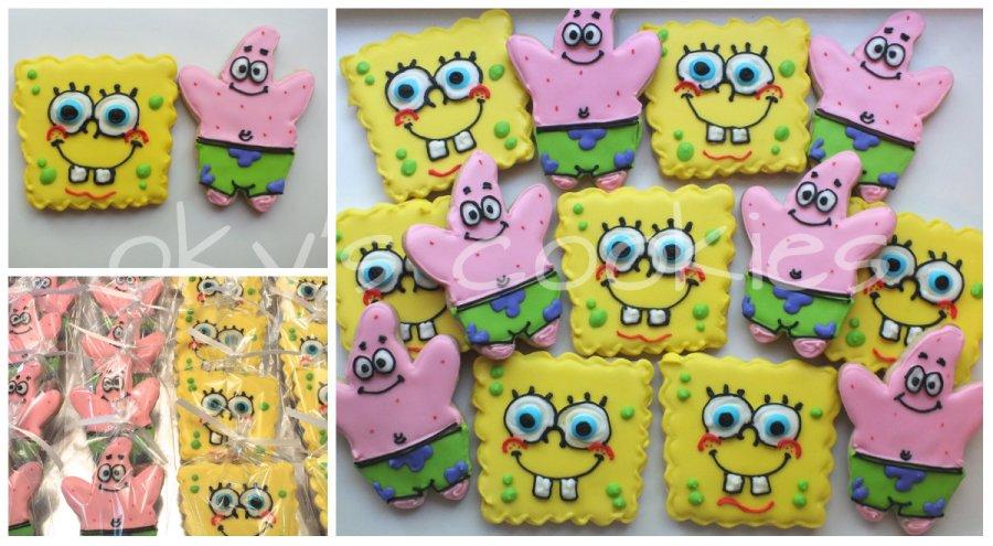 character cookies 9993