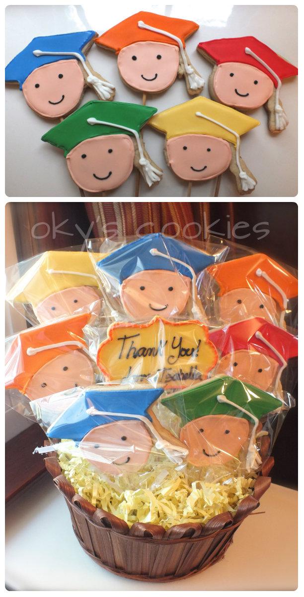graduation cookies 46