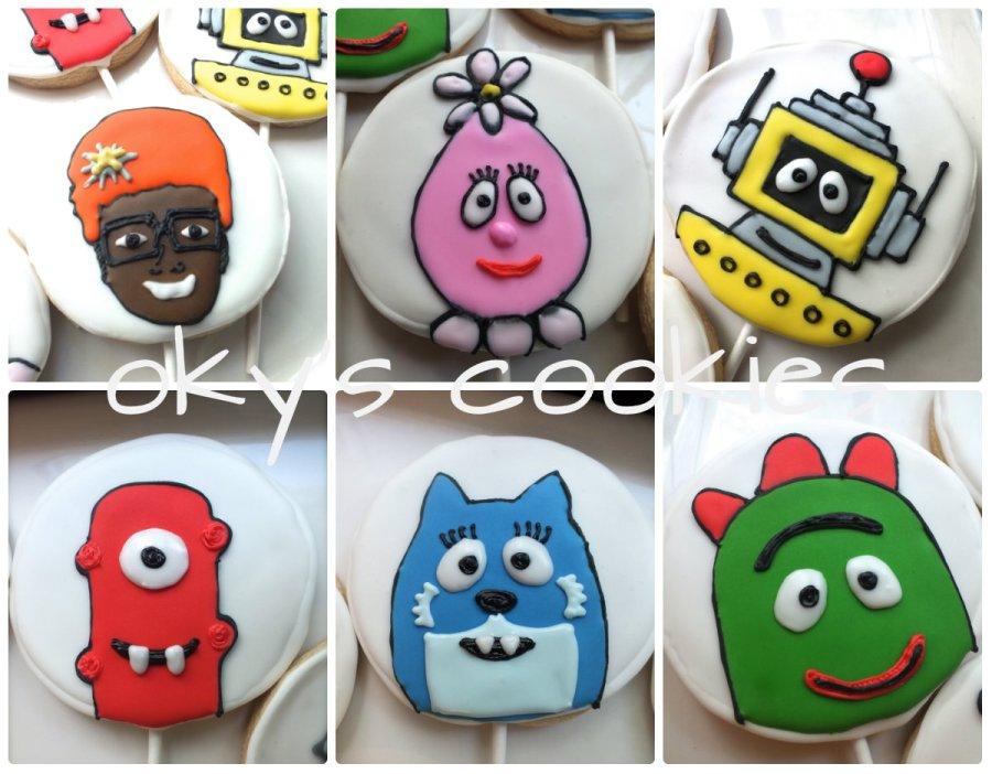 character cookies 556