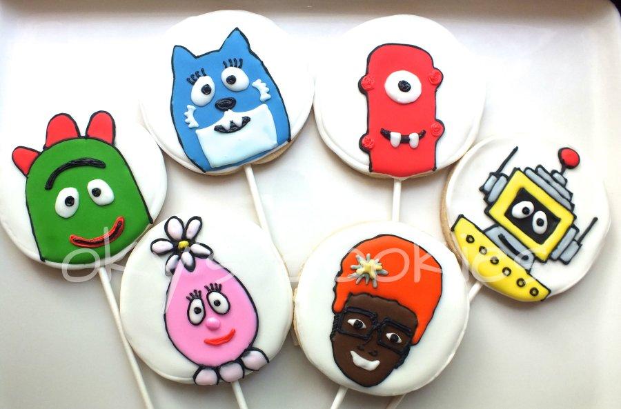 character cookies 849