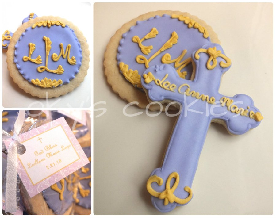 christening and communion cookies 49