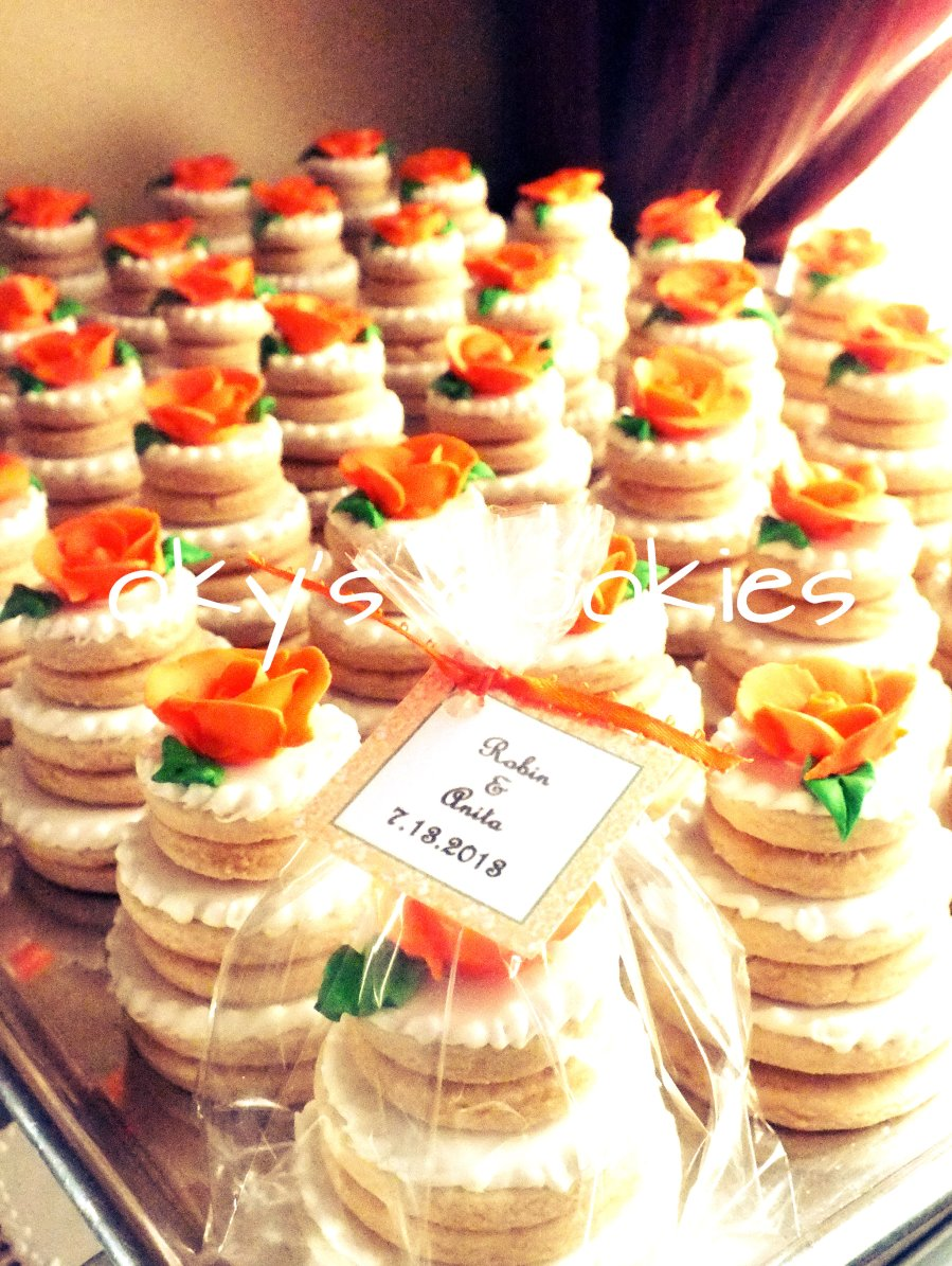 wedding cookies 445