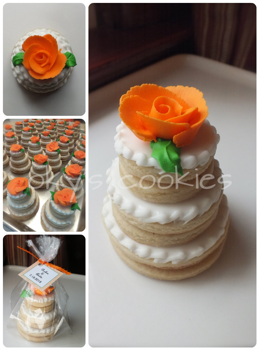 wedding cookies 566