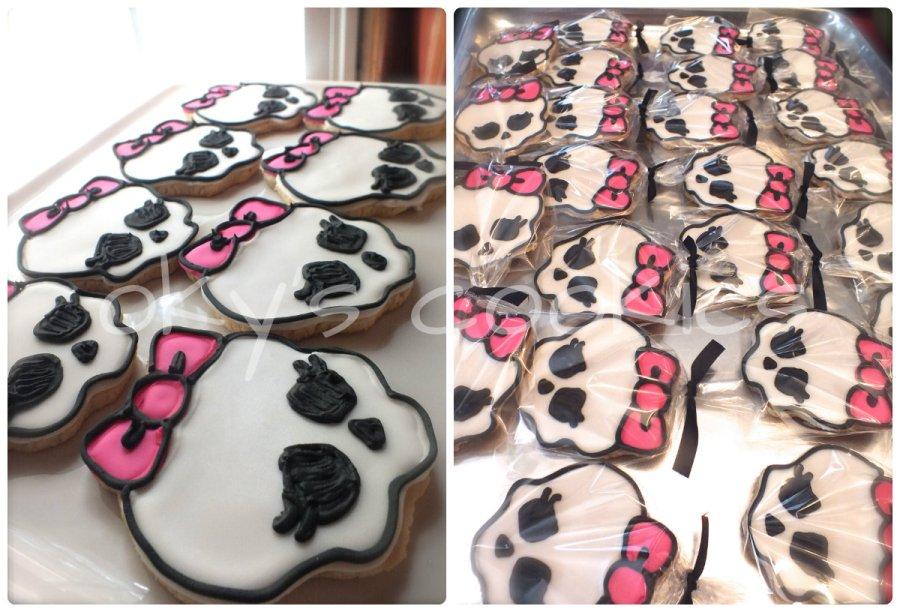 character cookies 93