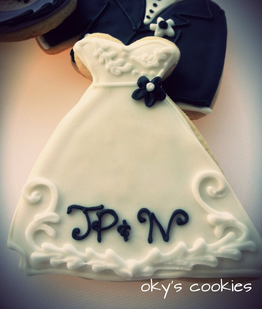 wedding cookies 833