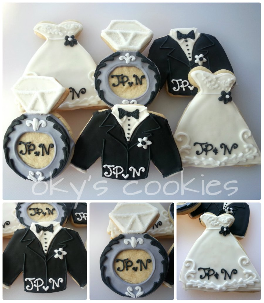wedding cookies 994