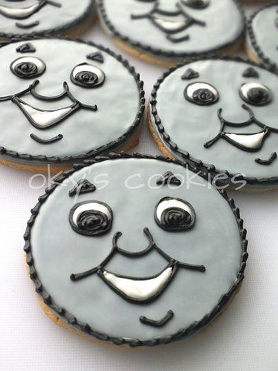 character cookies 88