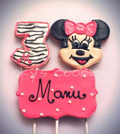 character cookies 90