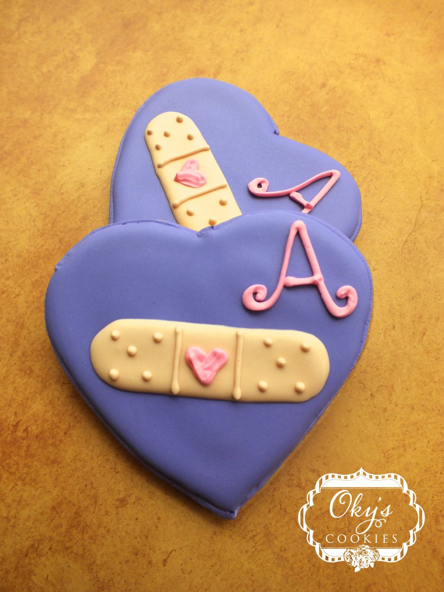 character cookie