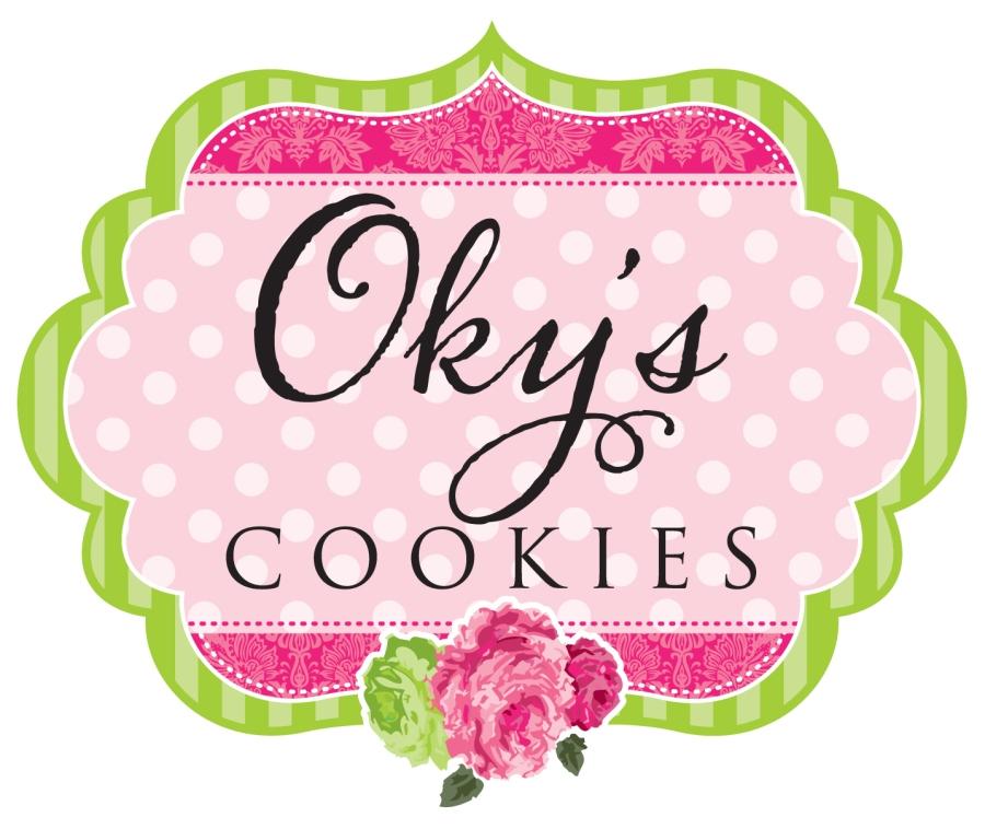 Okys Cookies Logo
